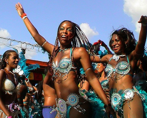 Trinidad and Tobago Carnival: Part 7 – Carnival Bands