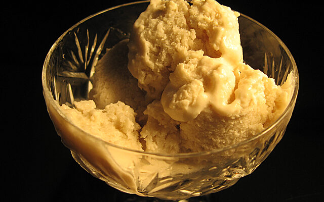 Raw Soursop Icecream (recipe)