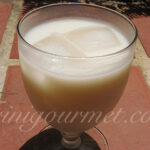 Dominican Coconut Rum Punch (recipe)