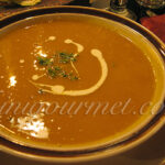 Butternut Squash Soup With Ginger (recipe)