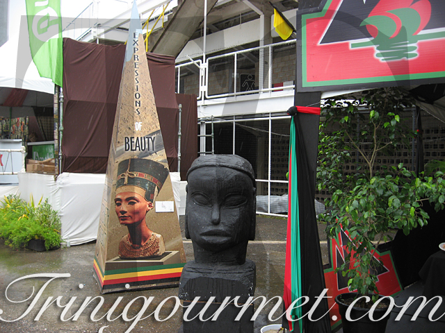 Emancipation Village 2010: African Food Fair Part 1 – Arrival (video)