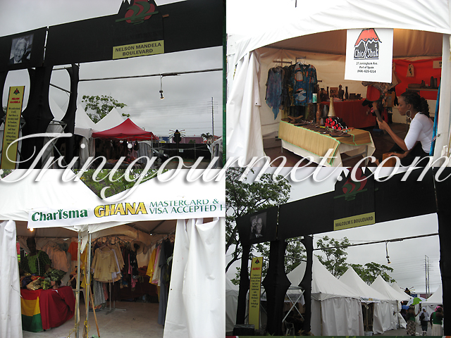 Emancipation Village 2010: African Food Fair Part 4 – Departure/Closing Thoughts