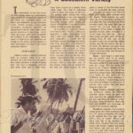 Fruits & Vegetables: A Succulent Variety (page 1) - Caribbean Beachcomber July/August 1969