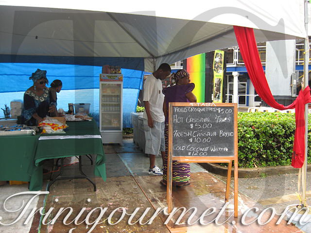 Emancipation Village 2010: African Food Fair Part 2 – Cassava Fries & Kelewele (video)