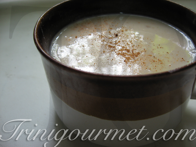 Cassava Porridge (recipe)