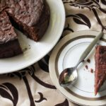 Trinidad Black Cake (recipe)