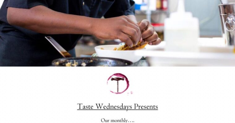 Taste Wednesdays Presents: Social Table