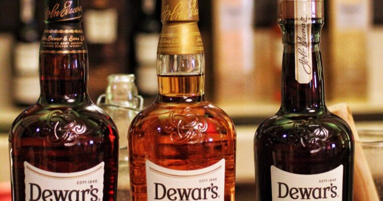 Dewar's Scotch Tasting: Entering the World of Spirits