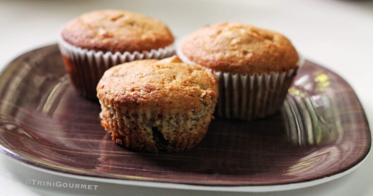 Coconut Flour Muffins (recipe)