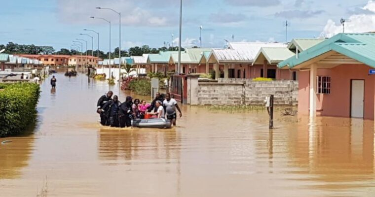 Proudly T&T: Help with Flood Relief Efforts!