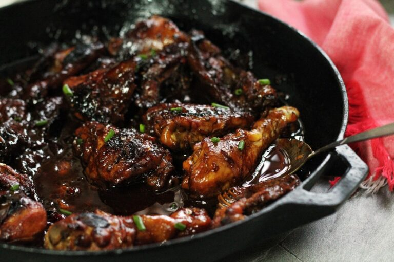 Trinidad Stewed Chicken (recipe)