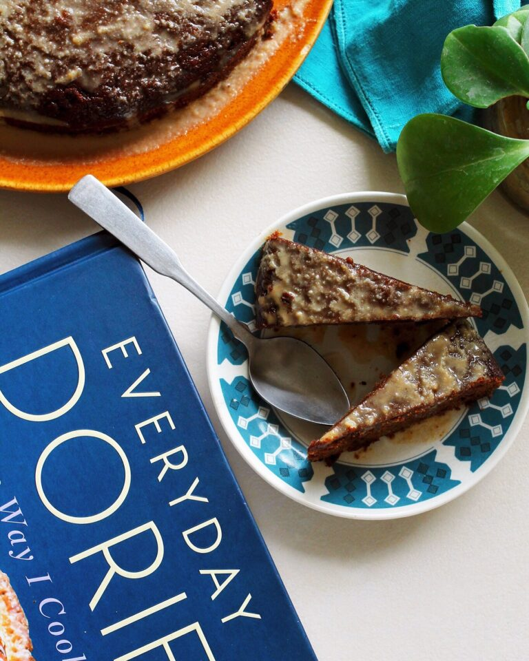 Dorie Greenspan's Molasses Cake