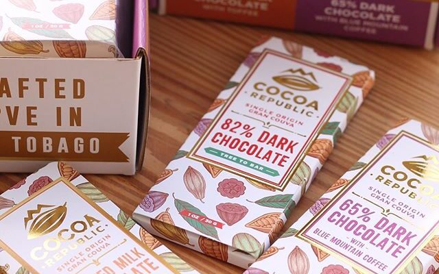 5 Fast Facts about Cocoa Republic Chocolate!